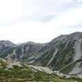 写真: 浄土山からの眺望 立山三山がつながった! 15:45