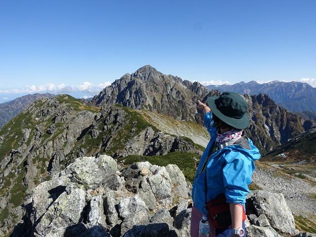 Photos: いつか登るぞ剱岳