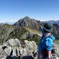 写真: いつか登るぞ剱岳