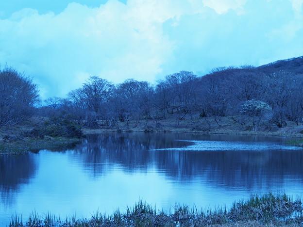小女郎ヶ池 ~静謐~