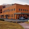 Photos: 一寸遠い病院