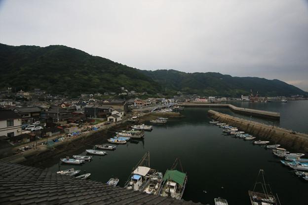 鞆の浦の港