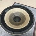 写真: ダイヤトーン R305のウーファー スポンジ交換 5