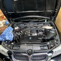 Photos: BMW E91のプラグ、イグニッションコイルの交換。2