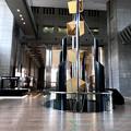 Photos: 新宿 都庁の第一本庁舎のエントランスのデザイン