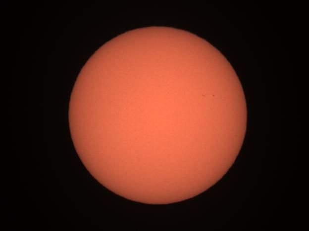 Photos: 太陽黒点ASICAP_2019-01-27_11_07_15_151