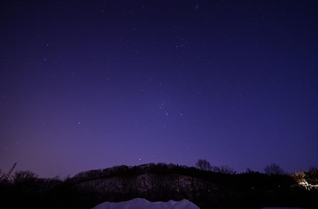 Photos: オリオン座2-202002110001
