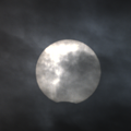 Photos: すこしかじられた太陽2020-06-21-0717_5-CapObj_0087