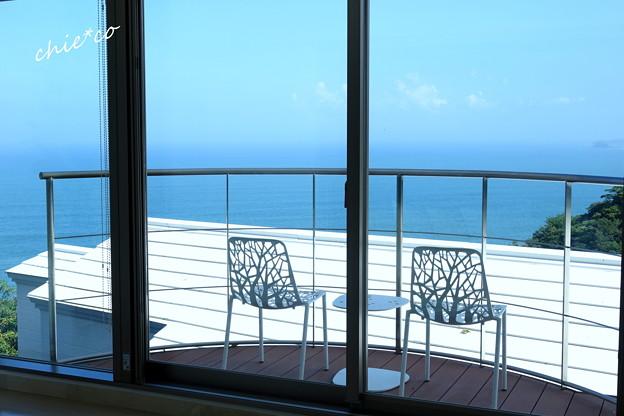 海辺のホテルにて。。-073
