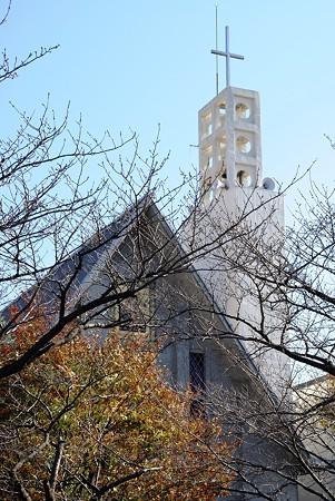 教会のある風景・・・♪