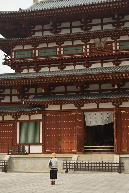 薬師寺に参詣