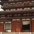 写真: 薬師寺に参詣