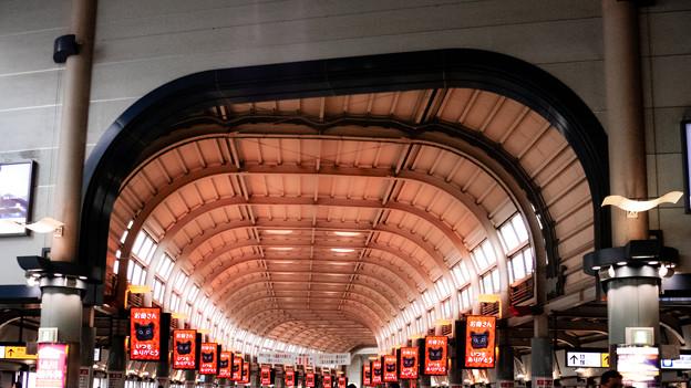 初めて品川駅を見た時の都会感