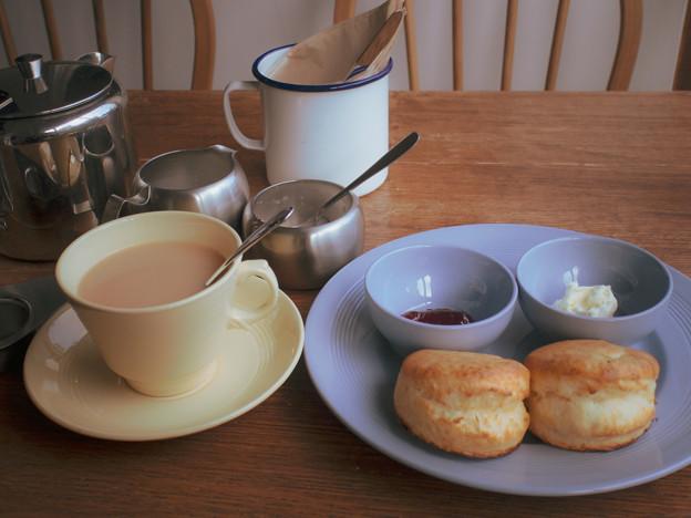 紅茶はダージリンミルクティ一択