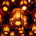 Photos: 灯篭いっぱいっ