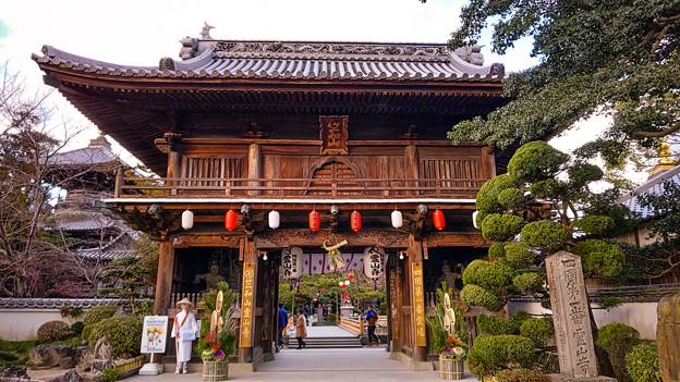 第一番札所霊山寺