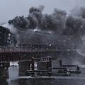 Photos: SL冬の湿原号