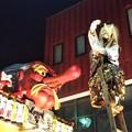 写真: 祭りの夜3