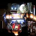 写真: 祭りの夜4