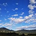 写真: blue sky 1
