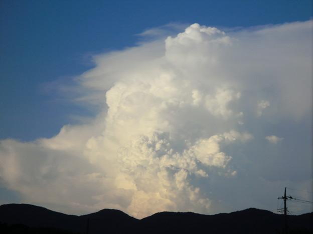 Photos: 怪しい雲2