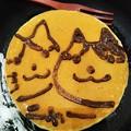 Photos: お絵かきパンケーキ