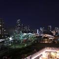 大都会の灯り