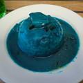 Photos: blue curry