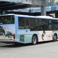 写真: 大阪市交通局 三菱ふそうエアロスター(その2)