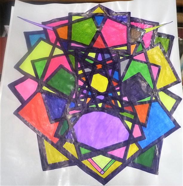 polyphotic star