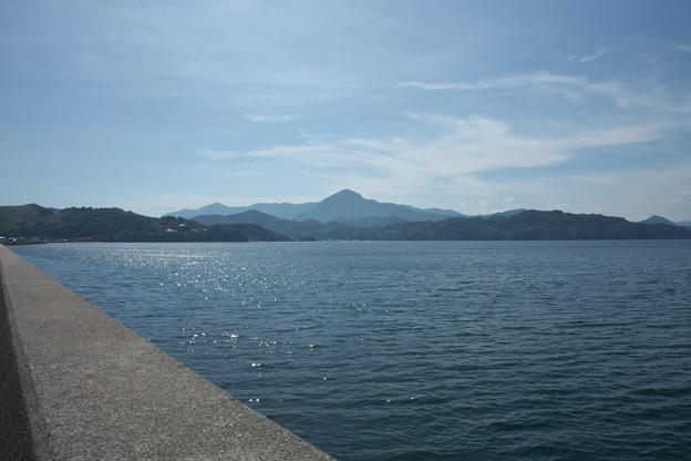 写真: 瀬戸内海の景色(2)