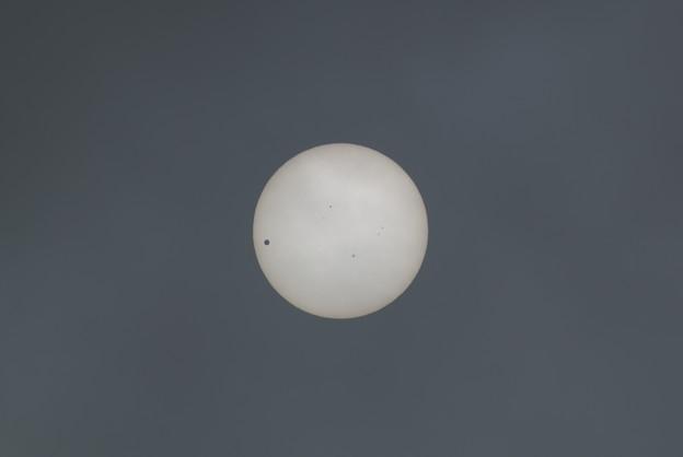 2012年6月6日 金星の太陽面通過