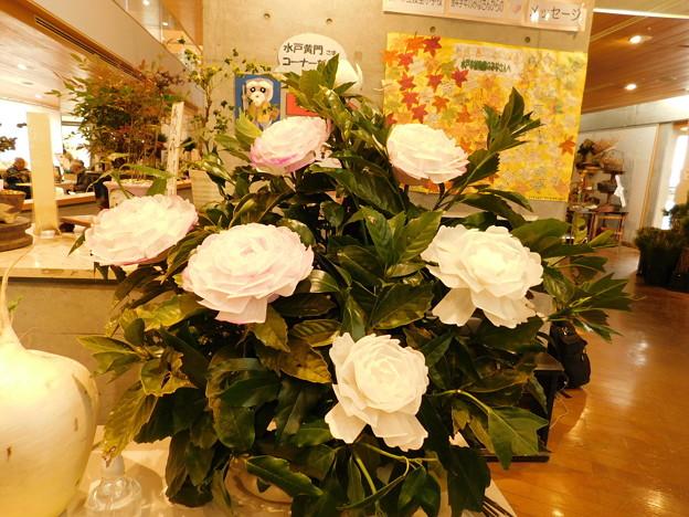 DSCN4967茨城民芸大根むき花保存会