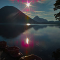 榛名湖と榛名富士!(^▽^)/
