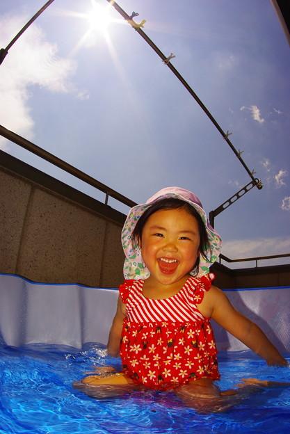 Photos: 夏のお嬢さん♪