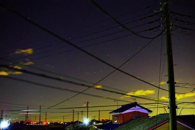 Photos: 星降る村角(2)