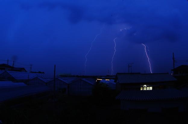 Photos: 3本ライン!\(^o^)/