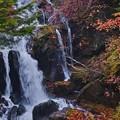 Photos: 竜頭の滝(舞台正面右側)