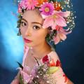 写真: flower