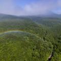 虹の上の空