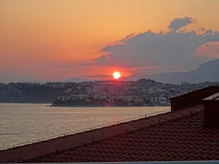180704-31夕陽