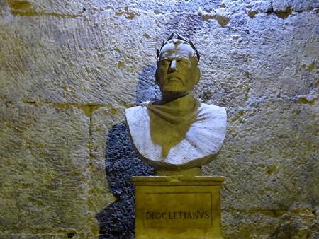 180705-12ディオクレティアヌスの胸像