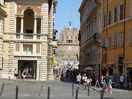 180817-19サンタンジェロ城