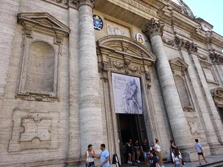 180817-04サンタ・マリア・ソープラ・ミネルバ聖堂
