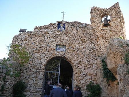 190106-11聖母マリア洞窟礼拝堂