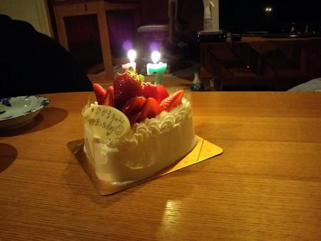 191016誕生ケーキ