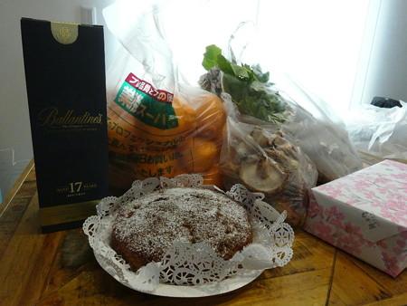 200309バナナケーキ