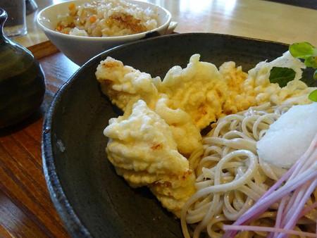 200430鶏天おろし蕎麦