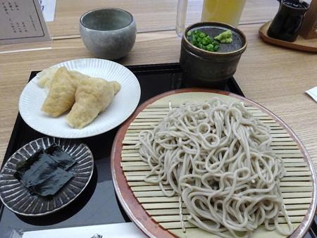 201014-04ざる蕎麦定食