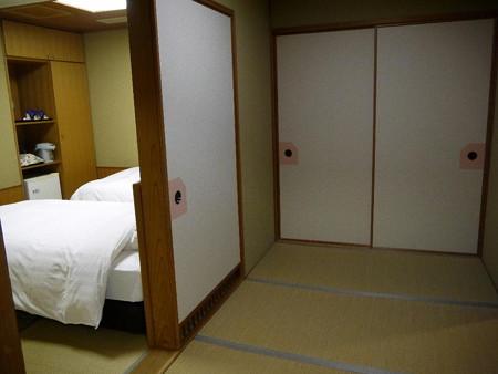 201111-19三畳和室&ベッドルーム